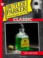 Butler Parker Classic 13 – Kriminalroman