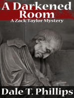 A Darkened Room (A Zack Taylor Mystery)