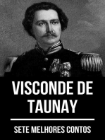 7 melhores contos de Visconde de Taunay