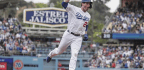 Dodgers Veteran David Freese Leads With A Measured Voice And Thunderous Bat