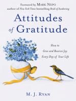 Attitudes of Gratitude
