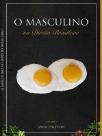 O Masculino No Direito Brasileiro