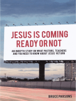 Jesus Is Coming Ready Or Not