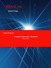 Exam Prep for:: Swaziland Diplomatic Handbook