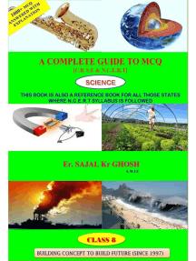 A Complete Guide To M.C.Q, Science (C.B.S.E & N.C.E.R.T),Class 8: CBSE MCQ Series Part-1, #1
