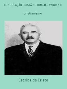CongreaÇÃo Cristà No Brasil Volume Ii