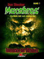 Dan Shocker's Macabros 7