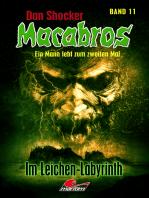 Dan Shocker's Macabros 11