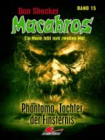 Dan Shocker's Macabros 15