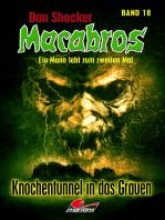 Dan Shocker's Macabros 18