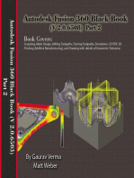 Autodesk Fusion 360 Black Book (V 2.0.6508) Part 2