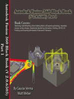 Autodesk Fusion 360 Black Book (V 2.0.6508) Part 1