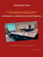 Betriebsrat und personelle Mitbestimmung
