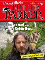 Der exzellente Butler Parker 21 – Kriminalroman
