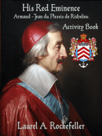 His Red Eminence Activity Book