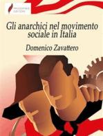 Gli anarchici nel movimento sociale in Italia