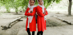 A Park In Kabul Gives Afghans Respite From The City, If Not From Worries Over Taliban