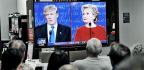 1st 2016 Presidential Debate Left Women Sad And Men Angry