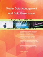 Master Data Management And Data Governance A Complete Guide - 2020 Edition