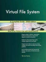 Virtual File System A Complete Guide - 2020 Edition