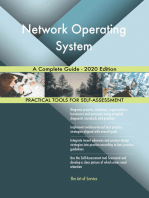 Network Operating System A Complete Guide - 2020 Edition