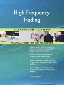 High Frequency Trading A Complete Guide - 2020 Edition