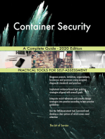 Container Security A Complete Guide - 2020 Edition