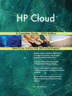 HP Cloud A Complete Guide - 2020 Edition