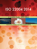 ISO 22004 2014 A Complete Guide - 2020 Edition