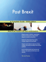 Post Brexit A Complete Guide - 2020 Edition