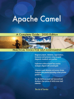 Apache Camel A Complete Guide - 2020 Edition