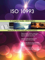ISO 10993 A Complete Guide - 2020 Edition