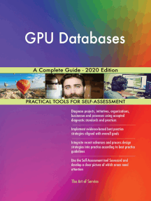 GPU Databases A Complete Guide - 2020 Edition