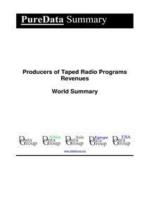 Producers of Taped Radio Programs Revenues World Summary