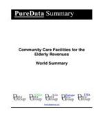 Community Care Facilities for the Elderly Revenues World Summary