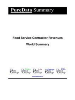 Food Service Contractor Revenues World Summary