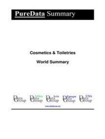 Cosmetics & Toiletries World Summary: Market Sector Values & Financials by Country