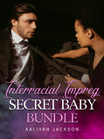 Interracial Impreg Secret Baby Bundle