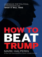 How to Beat Trump