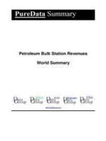 Petroleum Bulk Station Revenues World Summary