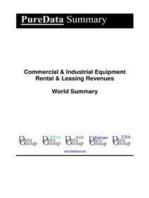 Commercial & Industrial Equipment Rental & Leasing Revenues World Summary