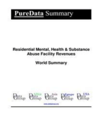 Residential Mental, Health & Substance Abuse Facility Revenues World Summary