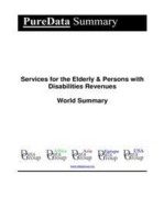 Services for the Elderly & Persons with Disabilities Revenues World Summary