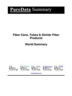 Fiber Cans, Tubes & Similar Fiber Products World Summary