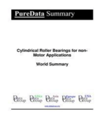 Cylindrical Roller Bearings for non-Motor Applications World Summary