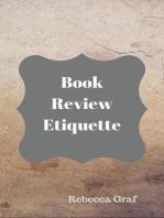 Book Review Etiquette