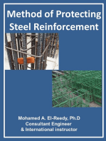 Method of Protecting Steel Reinforcement