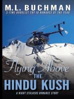 Flying Above the Hindu Kush