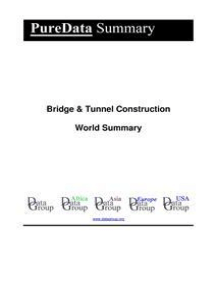 Bridge & Tunnel Construction World Summary: Market Values & Financials by Country