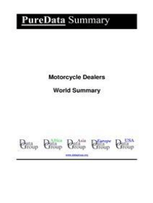 Motorcycle Dealers World Summary: Market Values & Financials by Country